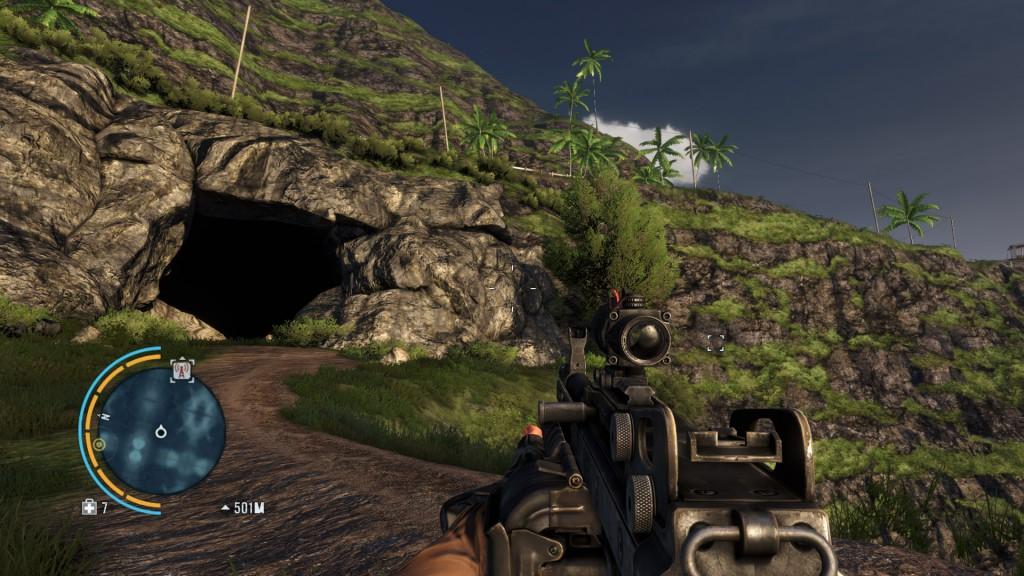 Ubisoft Montreal. <b>Far Cry 3</b> [PC]. Ubisoft, 2012, <i>source: http://www.imfdb.org/wiki/Far_Cry_3 </i>