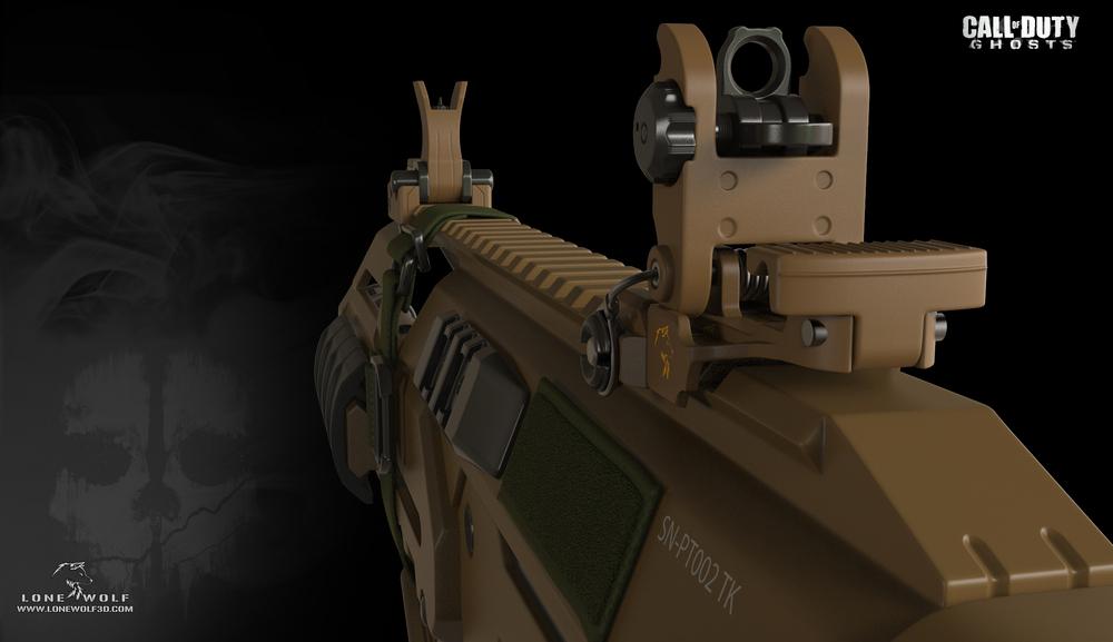 Yaron Levi. <b>MSBS Call of Duty: Ghosts</b> [portfolio online]. 2013, <i>source: http://yaron-levi.squarespace.com/call-of-duty-ghosts/</i>