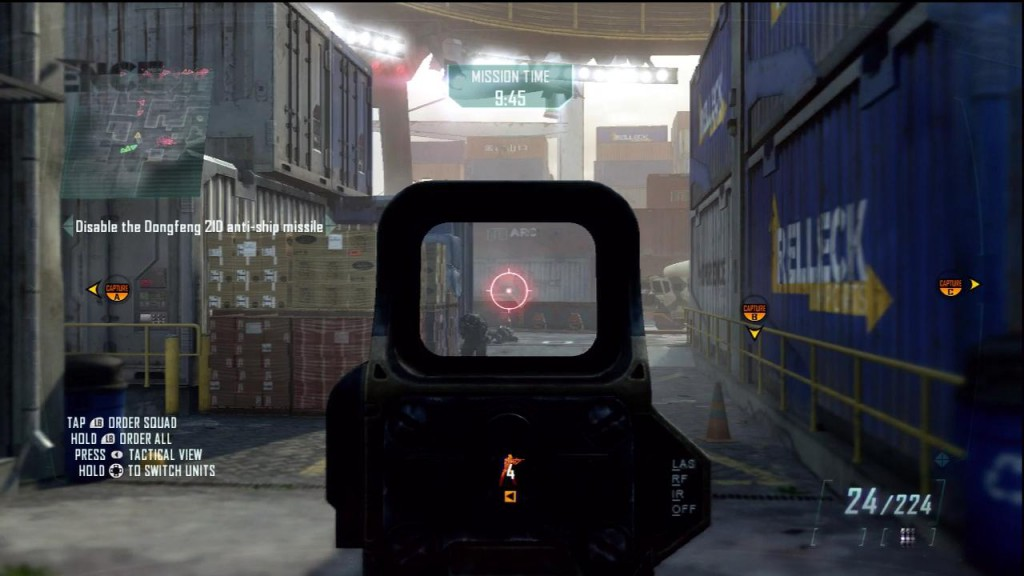 Treyarch. <b>Call of Duty: Black Ops II</b> [PC]. Activision, 2012, <i>source: http://lparchive.org/Call-of-Duty-Black-Ops-II/Update%2007/</i>
