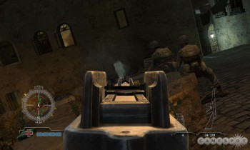EA Los Angeles. Medal of Honor: Airborne [PC]. Electronic Arts, 2007, źródło: http://www.gamespot.com/reviews/medal-of-honor-airborne-review/1900-6178113/