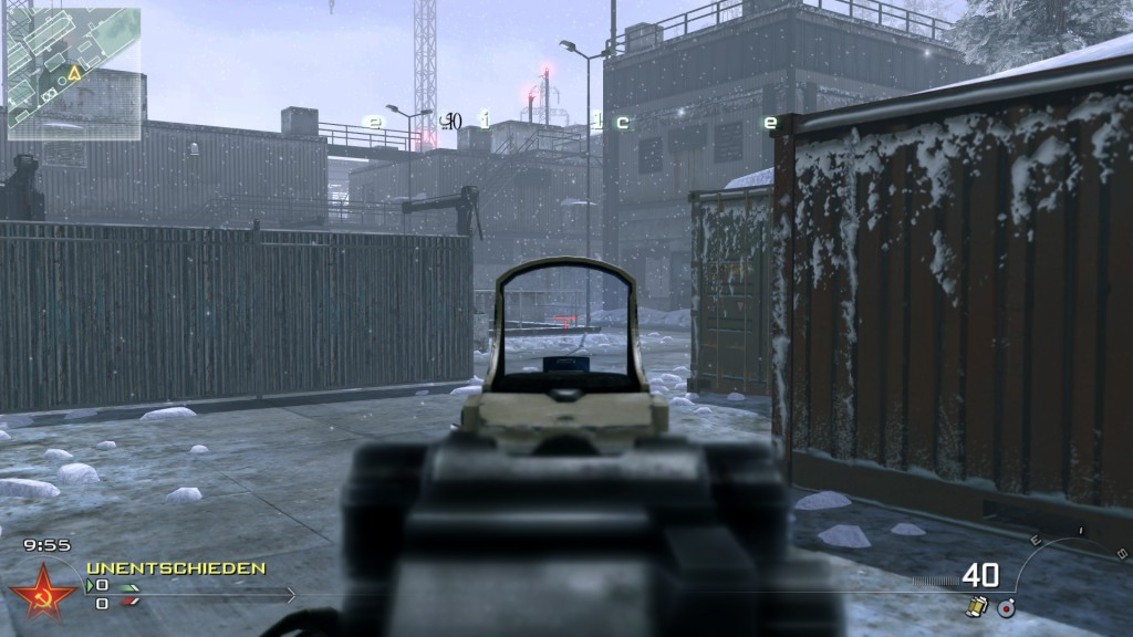 Infinity Ward. <b>Call of Duty: Modern Warfare 2</b> [PC]. Activision, 2009, <i>source: http://mw2.gamebanana.com/</i>