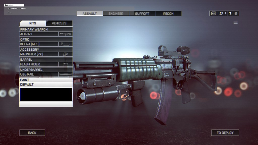 EA DICE. <b>Battlefield 4</b> [PC]. Electronic Arts, 2013, <i>source: http://www.imfdb.org/wiki/Battlefield_4#GP-30M</i>