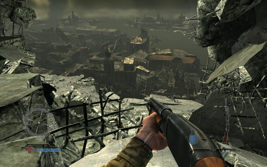EA Los Angeles. <b>Medal of Honor: Airborne</b> [PC]. Electronic Arts, 2007, <i>źródło: http://filmovizia.blogspot.com/2012/06/medal-of-honor-airborne.html</i>