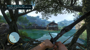 Ubisoft Montreal. Far Cry 3 [PC]. Ubisoft, 2012, http://www.giantbomb.com/far-cry-3/3030-32933/forums/anybody-else-rocking-a-bow-569599/?page=1#js-message-6186975