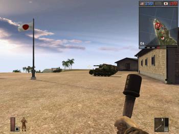 Digital Illusions CE. Battlefield 1942 [PC]. Electronic Arts, 2002, źródło: http://battlefield.wikia.com/wiki/Hand_grenade
