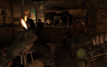 4A Games. Metro 2033 [PC]. THQ, 2010