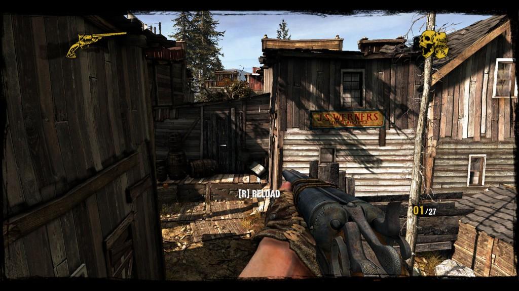 Techland. <b>Call of Juarez: Gunslinger</b> [PC]. Ubisoft, 2013