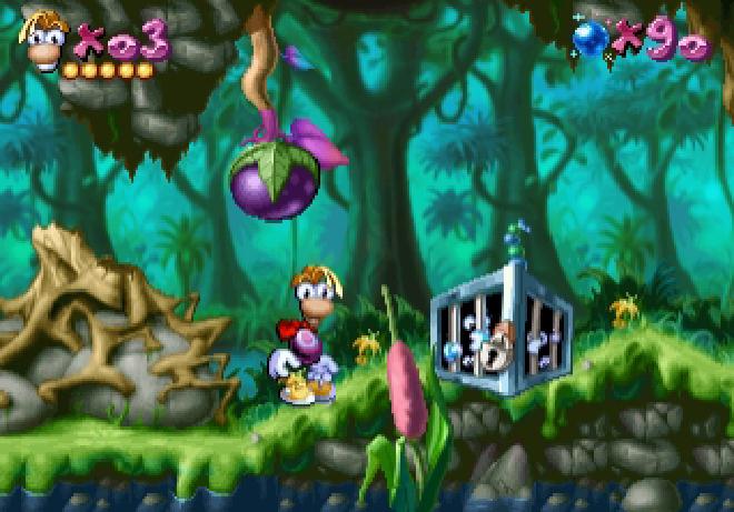 Ubisoft Montpellier. <b>Rayman</b> [Playstation]. Ubisoft, 1995, <i>źródło: http://www.firerank.com/liste/lequel-de-ces-jeux-vieux-de-20-ans-vous-rend-le-plus-nostalgique-photos/3966</i>