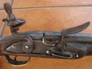 Pistolet czarnoprochowiec skalkowy [online]. źródło: http://imged.pl/pistolet-czarnoprochowiec-skalkowy-2650683.html