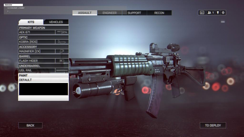 EA DICE. <b>Battlefield 4</b> [PC]. Electronic Arts, 2013, <i>źródło: http://www.imfdb.org/wiki/Battlefield_4#GP-30M</i>