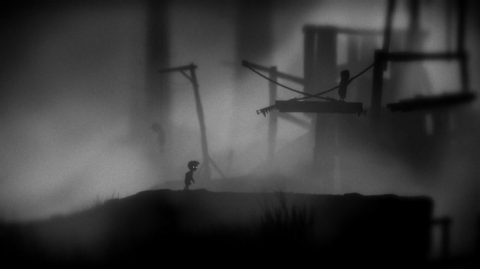 Limbo – It's not night, but we can see here great silhouette example