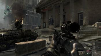 Infinity Ward, Sledgehammer Games. Call of Duty: Modern Warfare 3 [PC]. Activision, 2011, source: http://www.imfdb.org/wiki/Modern_Warfare_3