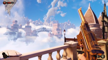 Irrational Games. BioShock Infinite [PC]. 2K Games, 2013,