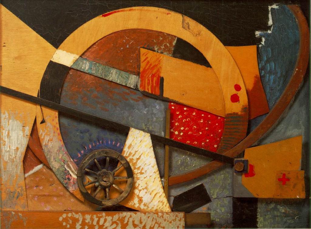 Kurt Schwitters. Merz. 1931. [online], source: http://blog.naver.com/PostView.nhn?blogId=dongsungbang&logNo=220511691813&redirect=Dlog&widgetTypeCall=true